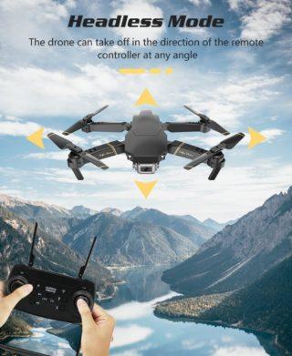 GlobalDrone-GD89-6-320x391 Il drone più venduto in Italia: GlobalDrone GD89, WiFi 1080P