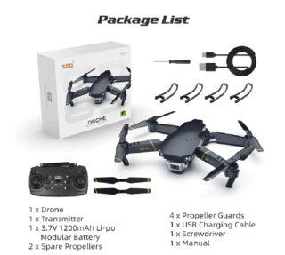 GlobalDrone-GD89-9-320x287 Il drone più venduto in Italia: GlobalDrone GD89, WiFi 1080P