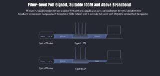 Xiaomi-Mi-4A-Edizione-Gigabit-Router-3-320x152 Xiaomi Mi 4A 35.99€ in offerta lampo, Router Gigabit WiFi Dual Band