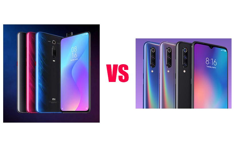 Xiaomi Mi 9T VS Xiaomi Mi 9, tutte le specifiche a confronto
