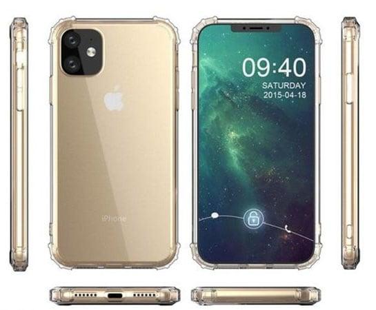 iPhone XRs edizione oro: doppia fotocamera con notch ridotto all'osso