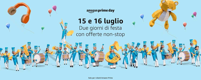 Prime Day 2019, scopri le Date e Offerte in Anteprima di Amazon