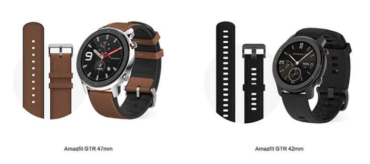 Amazfit GTR a 135€, il nuovo Smartwatch Huami, Dettagli e Specifiche