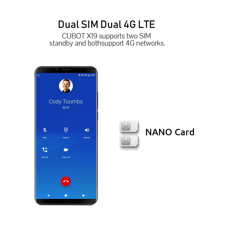 Cubot-X19-2 Cubot X19, il miglior smartphone entry level da 100€, Specifiche Complete