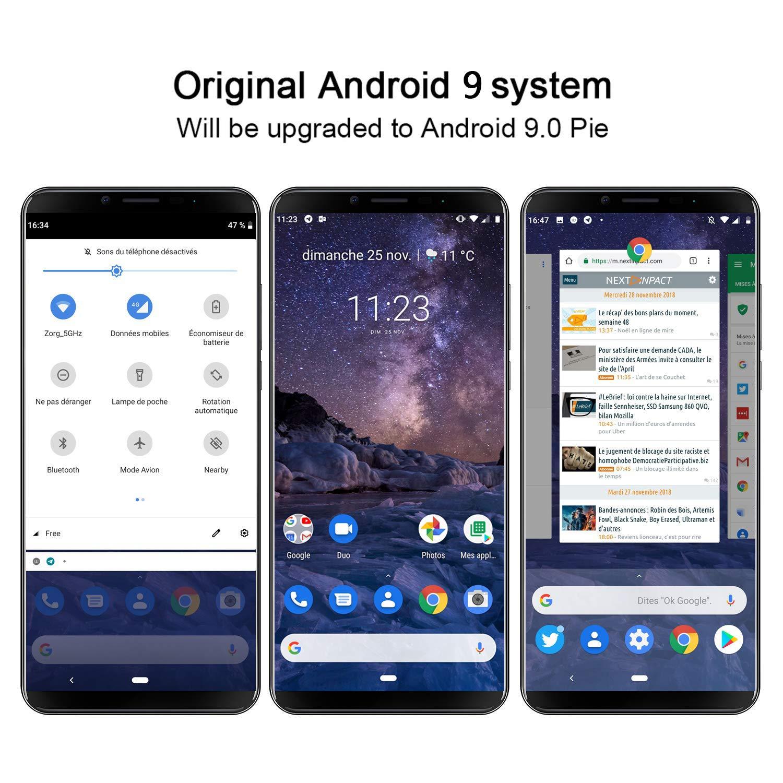 Cubot-X19-4 Cubot X19, il miglior smartphone entry level da 100€, Specifiche Complete