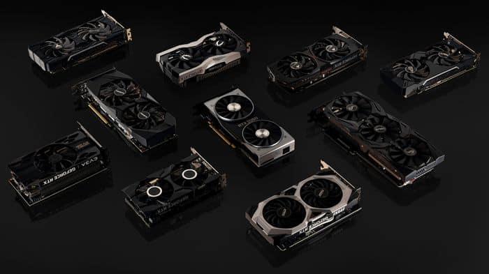 NVIDIA GeForce RTX 2060 Super, data di rilascio Luglio 2019