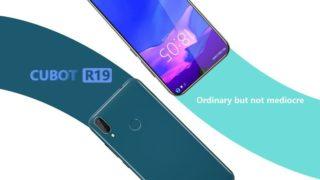 Nuovo CUBOT R19 in arrivo, lo smartphone cinese economico con 3GB di ram