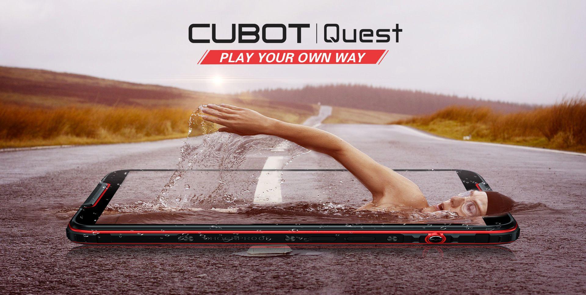 cubot-quest I migliori smartphone Android CUBOT a meno di 200€, qualità e convenienza