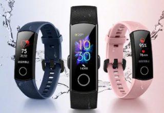 Huawei Honor Band 5, il nuovo fitness tracker con tutti i dettagli