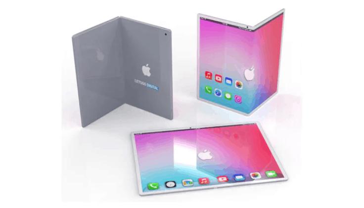 Apple: iPad pieghevole con supporto rete 5G, prossimamente disponibile