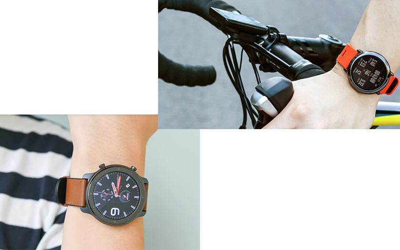 AMAZFIT GTR VS AMAZFIT Pace, i 2 migliori Smartwatch a confronto