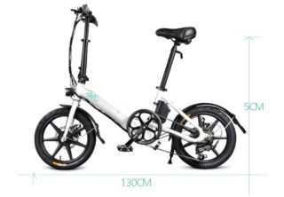 FIIDO-D3-1-320x222 Offerta FIIDO D3 a 472€, la bici elettrica con cambio SHIMANO