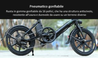 FIIDO-D3-3-320x189 Offerta FIIDO D3 a 472€, la bici elettrica con cambio SHIMANO