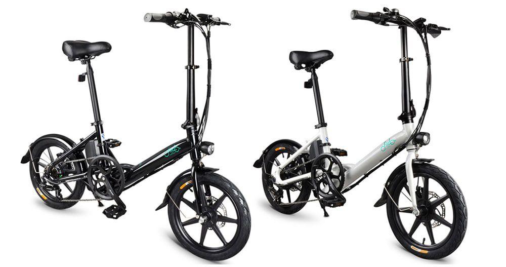 Offerta FIIDO D3 a 472€, la bici elettrica con cambio SHIMANO
