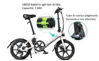 FIIDO-D3-8-320x197 Offerta FIIDO D3 a 472€, la bici elettrica con cambio SHIMANO