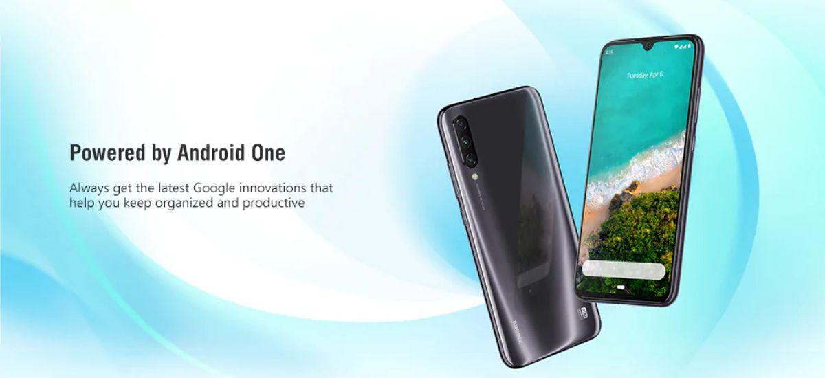 Codice sconto Xiaomi Mi A3 a €199, smartphone fascia media con 4GB di ram e 64GB di rom