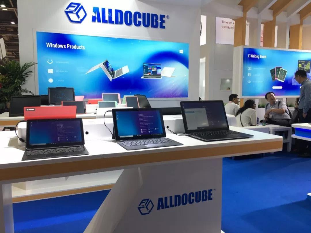 ALLDOCUBE-Kbook-2 Il nuovo notebook cinese con display IPS 3K: ALLDOCUBE Kbook