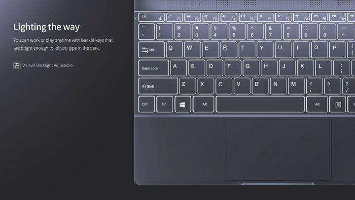 BMAX-Y13-14-720x406 BMAX Y13, un ottimo notebook cinese completo: 2 in 1, touch, FullHD
