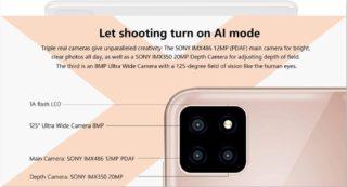 CUBOT-X20-Pro-2-320x173 Offerta CUBOT X20 PRO a 135€, dal 16 settembre smartphone con 3 fotocamere posteriori