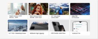 CUBOT-X20-Pro-4-320x129 Offerta CUBOT X20 PRO a 135€, dal 16 settembre smartphone con 3 fotocamere posteriori