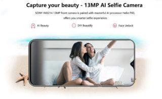 CUBOT-X20-Pro-6-320x196 Offerta CUBOT X20 PRO a 135€, dal 16 settembre smartphone con 3 fotocamere posteriori
