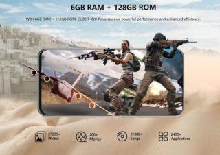 CUBOT-X20-Pro-7-320x226 Offerta CUBOT X20 PRO a 135€, dal 16 settembre smartphone con 3 fotocamere posteriori