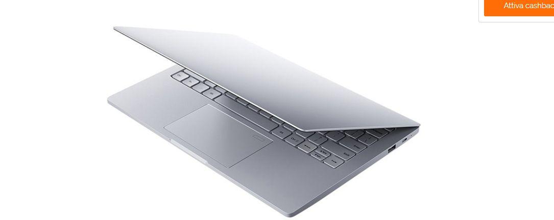 Codici Sconto Notebook Xiaomi MI Air e Mi Ruby, -20% a settembre 2019