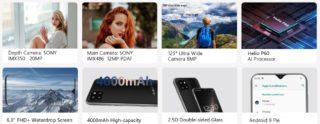 "Cubot-X20-Pro-1-320x124 Prevendita Cubot X20 Pro, il nuovo smartphone ""quasi"" clone di iPhone 11!"