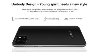 "Cubot-X20-Pro-13-320x170 Prevendita Cubot X20 Pro, il nuovo smartphone ""quasi"" clone di iPhone 11!"