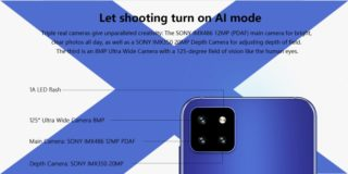 "Cubot-X20-Pro-14-320x160 Prevendita Cubot X20 Pro, il nuovo smartphone ""quasi"" clone di iPhone 11!"
