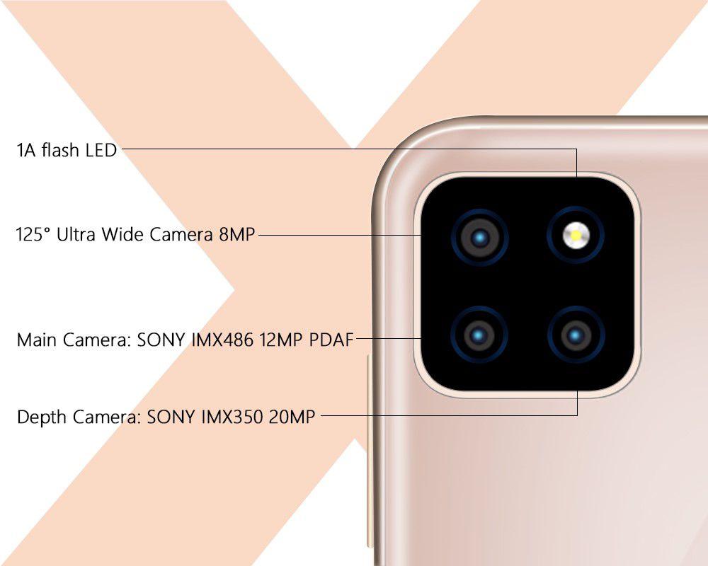 Cubot X20 Pro, lo smartphone con 3 fotocamere ad un prezzo speciale