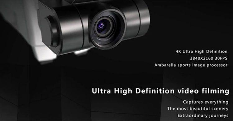 Il-miglior-Drone-4K-economico-con-GPS-DJI-2 Il miglior Drone 4K economico con GPS: DJI Hubsan Zino H117S