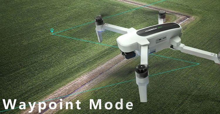 Il-miglior-Drone-4K-economico-con-GPS-DJI-4 Il miglior Drone 4K economico con GPS: DJI Hubsan Zino H117S
