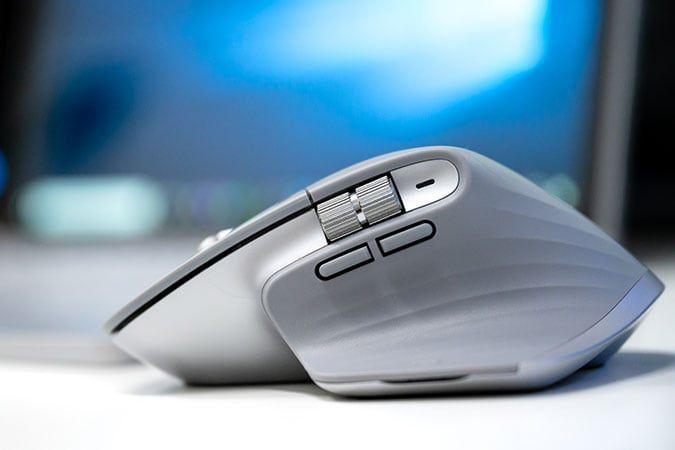 Logitech-MX-Master-3-1 Logitech MX Master 3: le novità del nuovo mouse professionale, dettagli completi