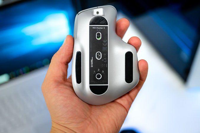 Logitech-MX-Master-3-3 Logitech MX Master 3: le novità del nuovo mouse professionale, dettagli completi