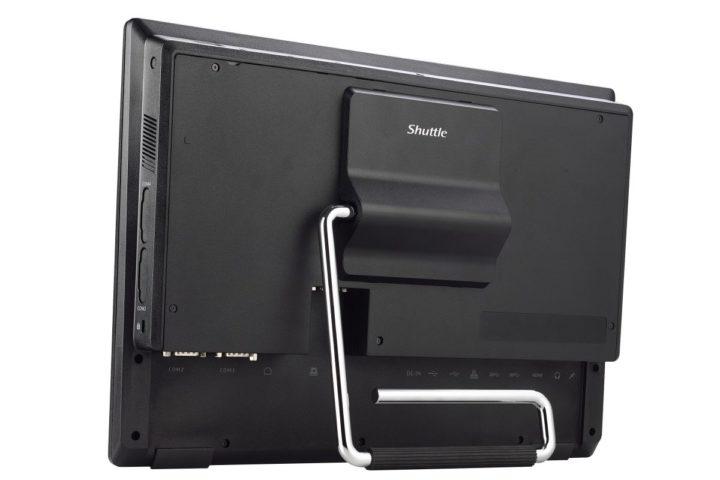 Shuttle-XPC-7-720x480 Shuttle XPC all-in-one P51U, il PC per piccoli Uffici e Negozi