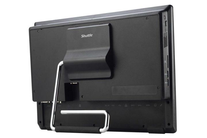 Shuttle-XPC-8-720x480 Shuttle XPC all-in-one P51U, il PC per piccoli Uffici e Negozi