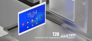 Teclast T20, il miglior tablet 4G Android ad un prezzo conveniente, tutte le specifiche