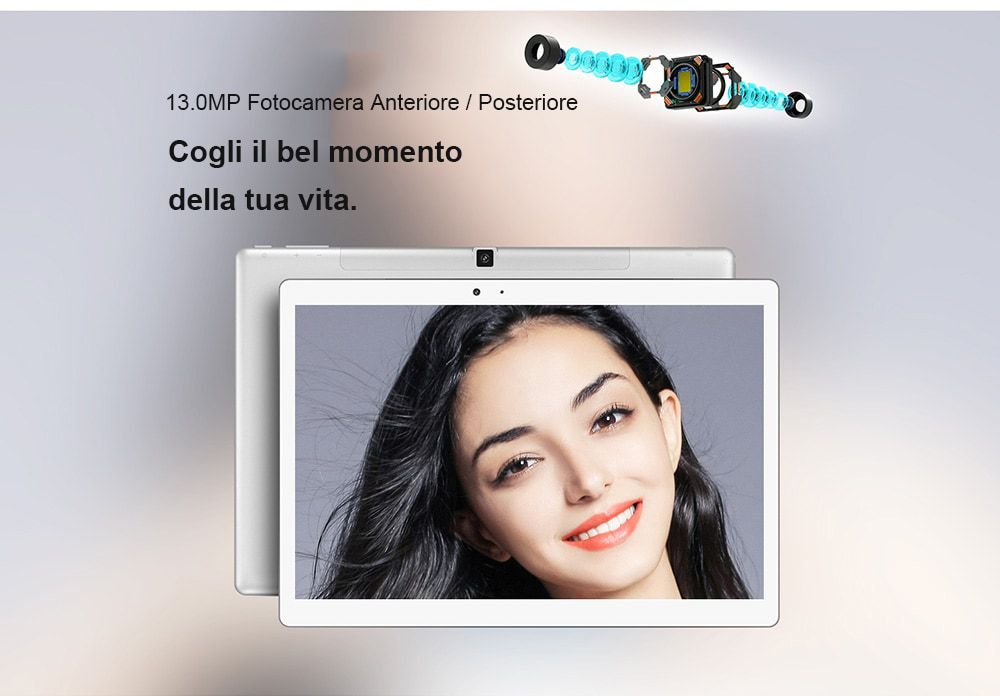 Teclast-T20-5 Teclast T20, il miglior tablet 4G Android ad un prezzo conveniente, tutte le specifiche
