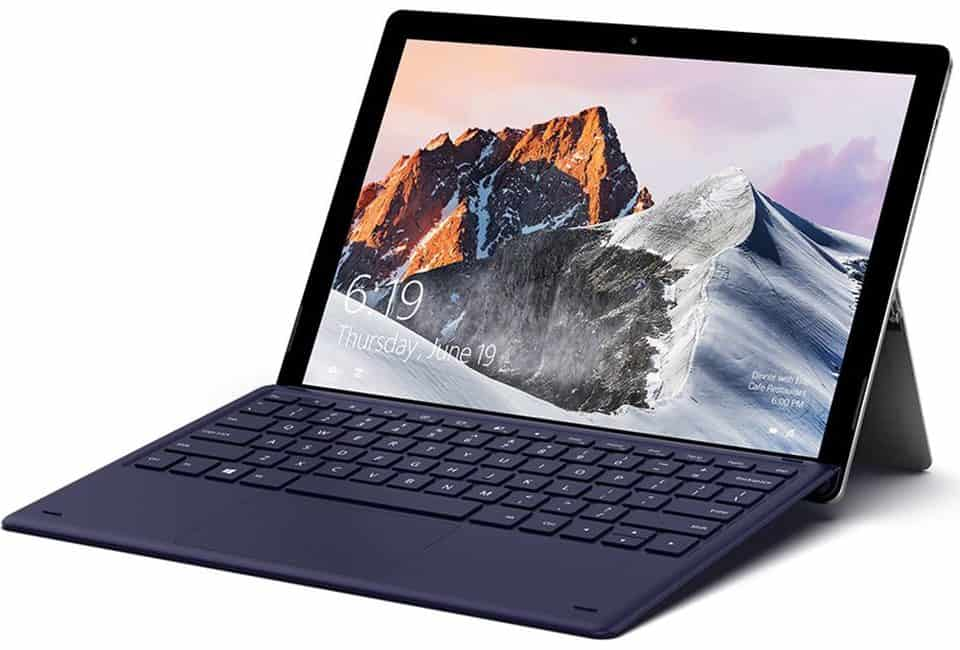 Teclast-X6-Pro-2-e1569250042586 Il nuovo tablet 2 in 1: Teclast X6 Pro: display 3K, 8Gb di ram e 256Gb SSD