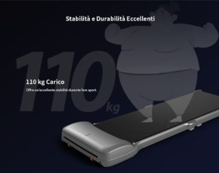 WalkingPad-C1-5-320x252 Codice sconto tapis roulant WalkingPad C1 a 336€, incluso telecomando e app