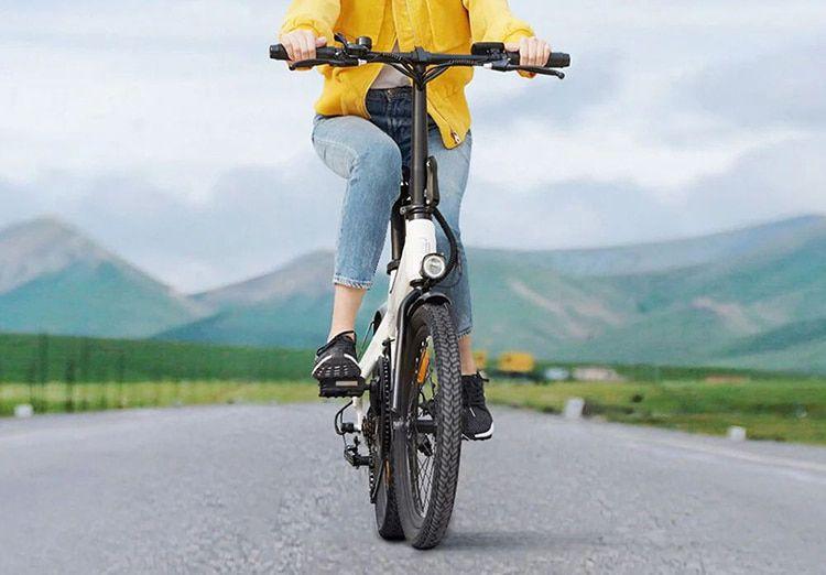 Tutti i dettagli della bici elettrica Xiaomi HIMO C20, e-bike pieghevole da 80KM di autonomia