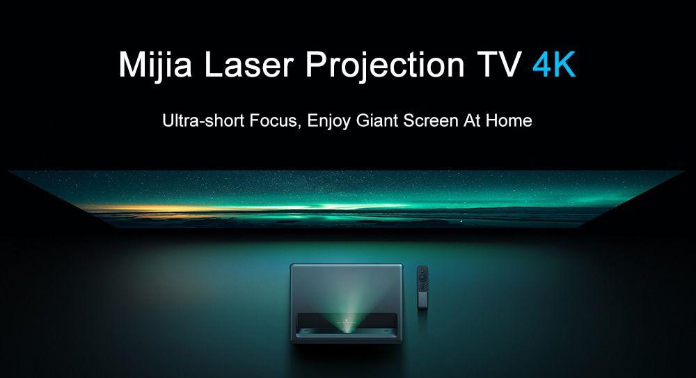 Codice Sconto Xiaomi Proiettore Laser TV 4K, solo 20 pezzi disponibili