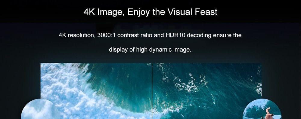 Xiaomi-Proiettore-Laser-TV-4K-4 Codice Sconto Xiaomi Proiettore Laser TV 4K, solo 20 pezzi disponibili