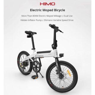 bici-elettrica-Xiaomi-HIMO-C20-11-320x320 Offerta bici elettrica Xiaomi HIMO C20 a 682€, fino a 80km di autonomia