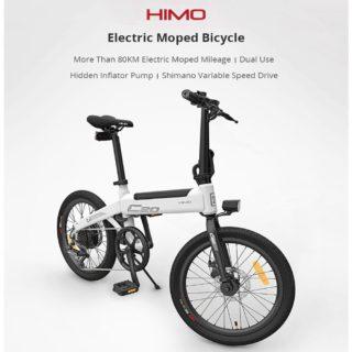 bici-elettrica-Xiaomi-HIMO-C20-2-320x320 Offerta bici elettrica Xiaomi HIMO C20 a 682€, fino a 80km di autonomia