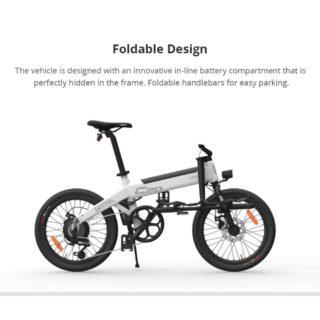 bici-elettrica-Xiaomi-HIMO-C20-3-320x320 Offerta bici elettrica Xiaomi HIMO C20 a 682€, fino a 80km di autonomia