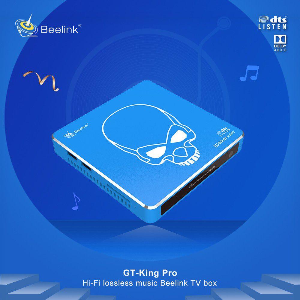 Il miglior Box TV del 2019, dolby surround 7.1 e 4K: Beelink GT-King Pro