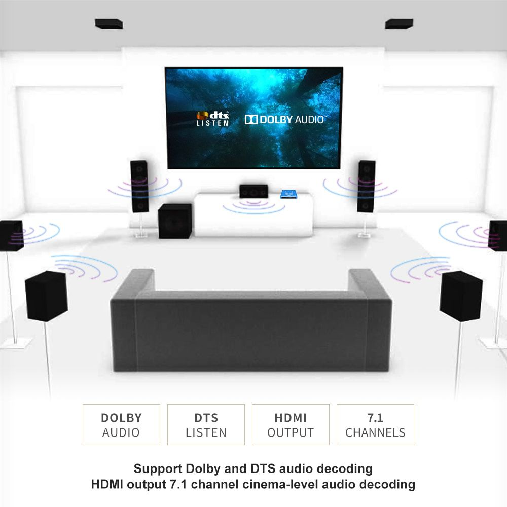 box-tv-Beelink-GT-King-Pro-3 Il miglior Box TV del 2019, dolby surround 7.1 e 4K: Beelink GT-King Pro