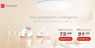offerta-Yeelight-YLXD41YL-Versione-Aggiornamenta-320mm-Smart-LED-Lampada-Plafoniera-320x163 La miglior telecamera Spia da non Nascondere! FY-QJ58 360 gradi